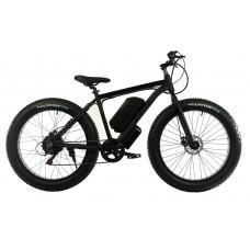 Електровелосипед E-motion Fatbike GT 48V 16Ah 1000W чорний матовий