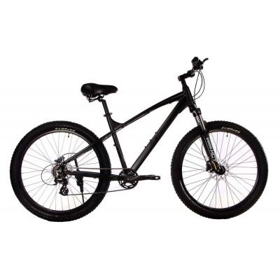 """Велосипед E-motion MTB F430 27,5""""х 3"""" / рама 19"""" чорний матовий"""