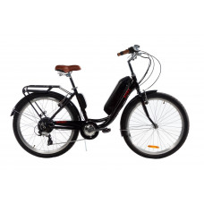 Электровелосипед женский RUBY 36V 14AH 500W черный
