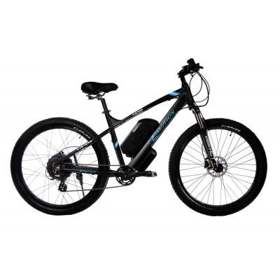 "Электровелосипед E-motion 48V 17,5Ah 700W / алюминиевая рама 19"" чёрно-синий"