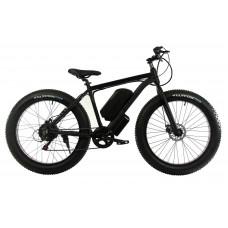 Електровелосипед E-motion Fatbike GT 48v 17,5Ah 1000W з гідравлічними гальмами чорний матовий