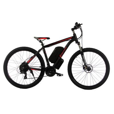 "Электровелосипед E-motion MTB 29 GT 48V 16Ah 500W / рама 19"" чёрно-красный"