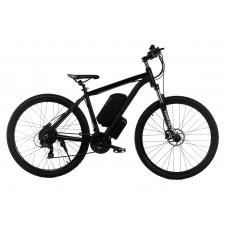 """Электровелосипед E-motion MTB 27,5 GT 36V 12Ah 500W / рама 19"""" чёрный матовый"""