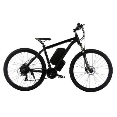 """Электровелосипед E-motion MTB 29 GT 36V 12Ah 500W / рама 19"""" чёрный матовый"""