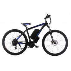"""Электровелосипед E-motion MTB 27,5 GT 36V 12Ah 500W / рама 19"""" чёрно-синий"""
