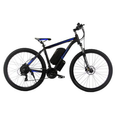 """Электровелосипед E-motion MTB GT 29"""" 36V 14Ah 500W / рама 19"""" чёрно-синий"""