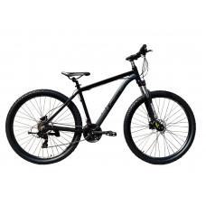 """Велосипед горный E-motion MTB29 GT / рама 19"""" чёрный матовый"""