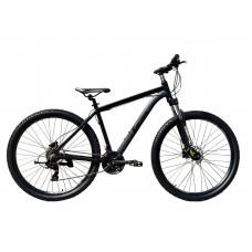 """Велосипед гірський E-motion MTB29 GT / рама 21"""" чорний матовий"""