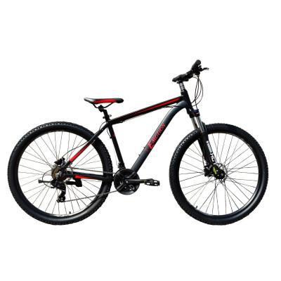 """Велосипед гірський E-motion MTB29 GT / рама 21"""" чорно-червоний"""