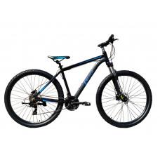 """Велосипед гірський E-motion MTB29 GT / рама 21"""" чорно-синій"""