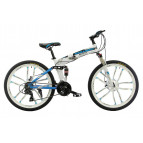 Велосипеды на литых дисках складные