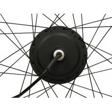 Мотор-колесо редукторное SJ-15H 48v 750W заднее заспицованное