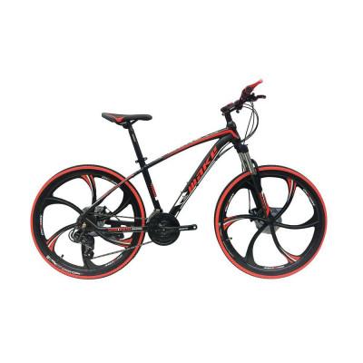 """Велосипед на литих дисках MTB2 26"""" червоний"""