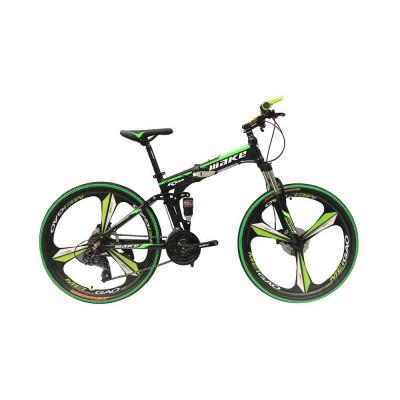 """Велосипед зі складаною рамою 26"""" зелений"""