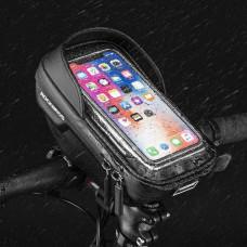 Сумка/держатель смартфона для велосипедов на руль