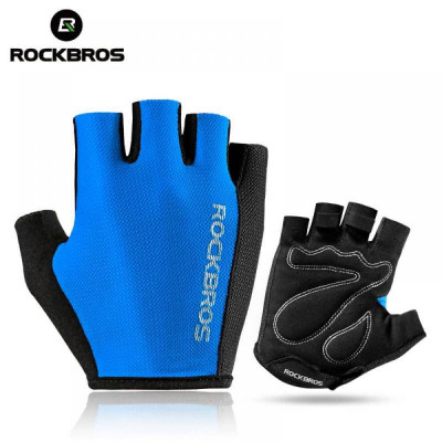 Велоперчатки Rockbros M/L