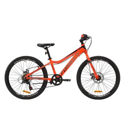 """Велосипед AL 24"""" Formula ACID 1.0 DD 2020 (красный с черным)"""