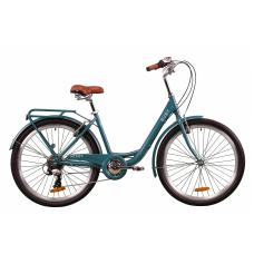"""Велосипед 26"""" Dorozhnik RUBY (изумрудный)"""