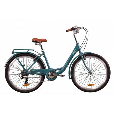 """Велосипед 26"""" Dorozhnik RUBY (смарагдовий)"""