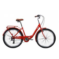 """Велосипед 26"""" Dorozhnik RUBY (красный)"""