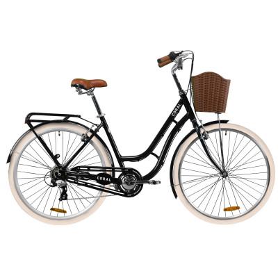 """Велосипед 28"""" Dorozhnik CORAL (малахитовый)"""