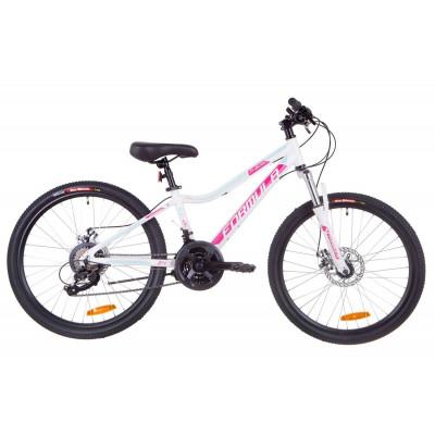 """Велосипед 24"""" Formula ACID 2.0 AM 14G DD Al 2019 (біло-малиновий з блакитним)"""