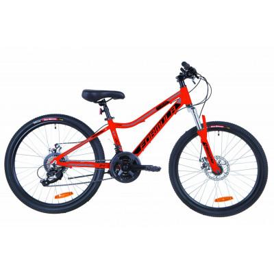 """Велосипед 24"""" Formula ACID 2.0 AM 14G DD Al 2019 (червоно-чорний з синім)"""