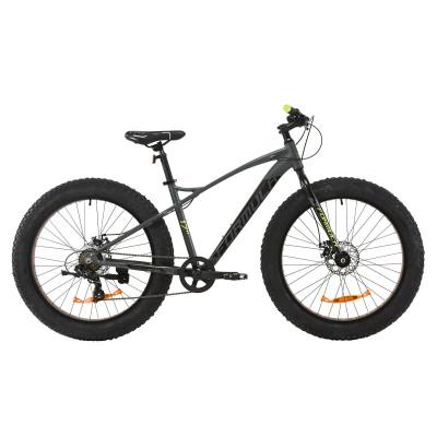 """Велосипед AL 26"""" Formula PALADIN DD 2020 (сіро-салатовий)"""